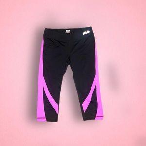 FILA Capri leggings